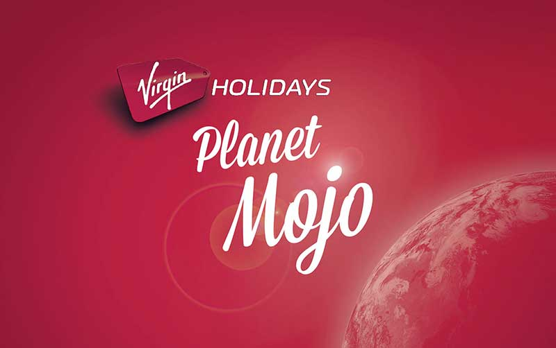 Virgin Holidays Planet Mojo