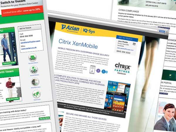 TechData Email Marketing